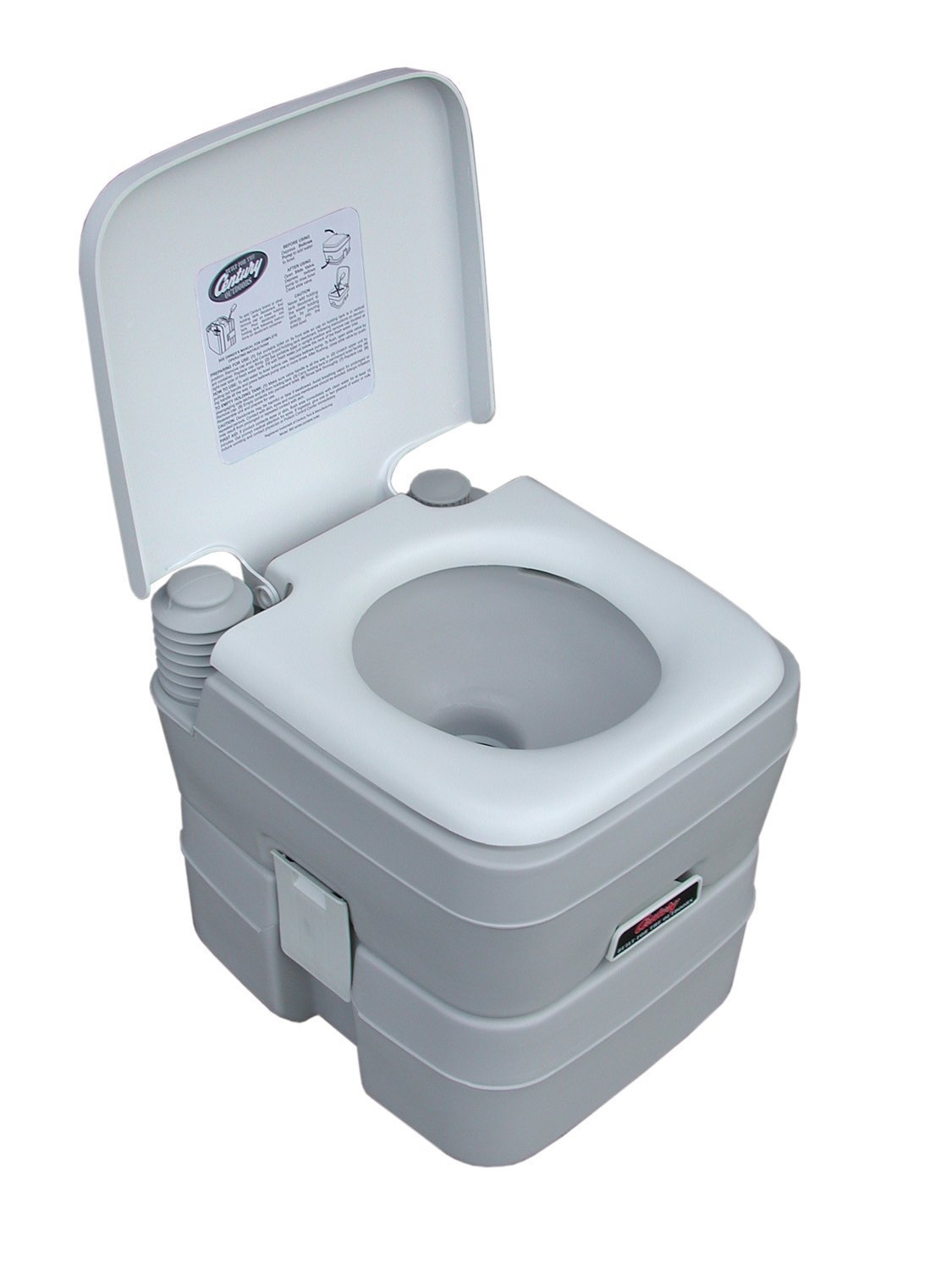 Century Five-Gallon Portable Toilet