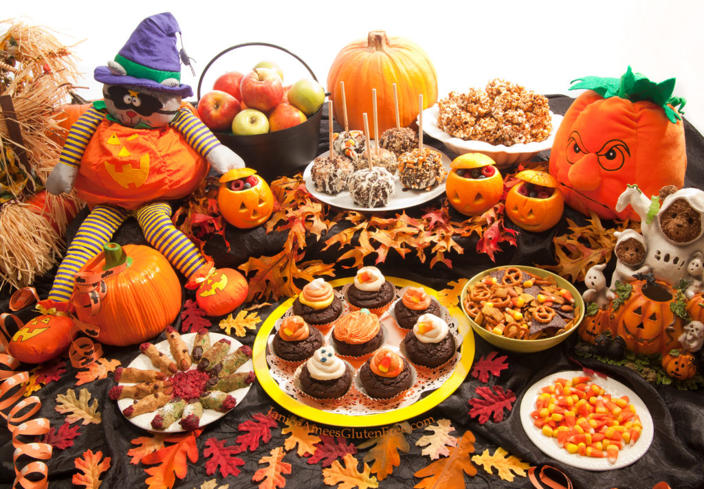 Halloween Treat Recipes Food Network
