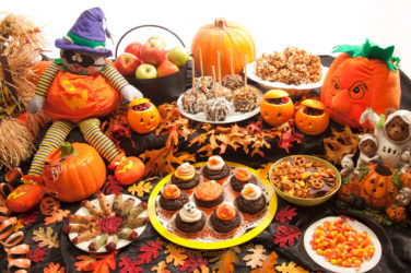 Halloween Party Recipes Featured Image