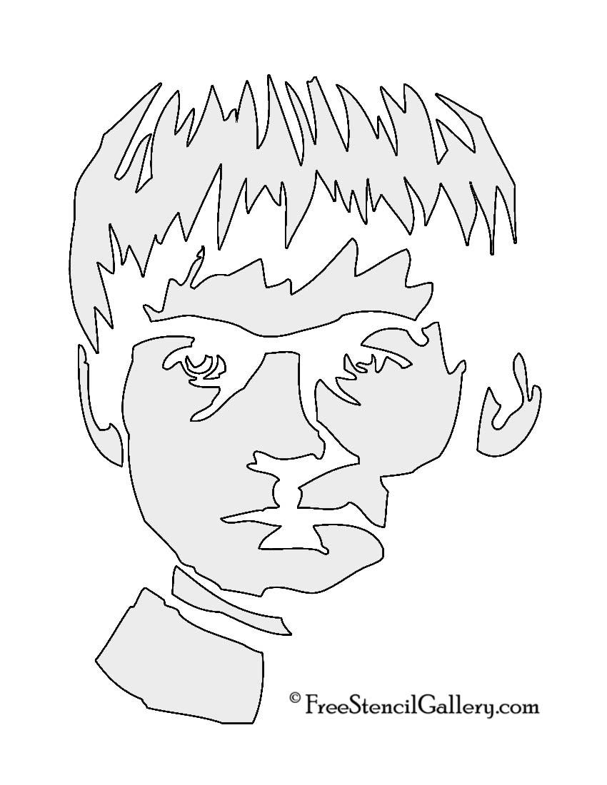 Joffrey Stencil