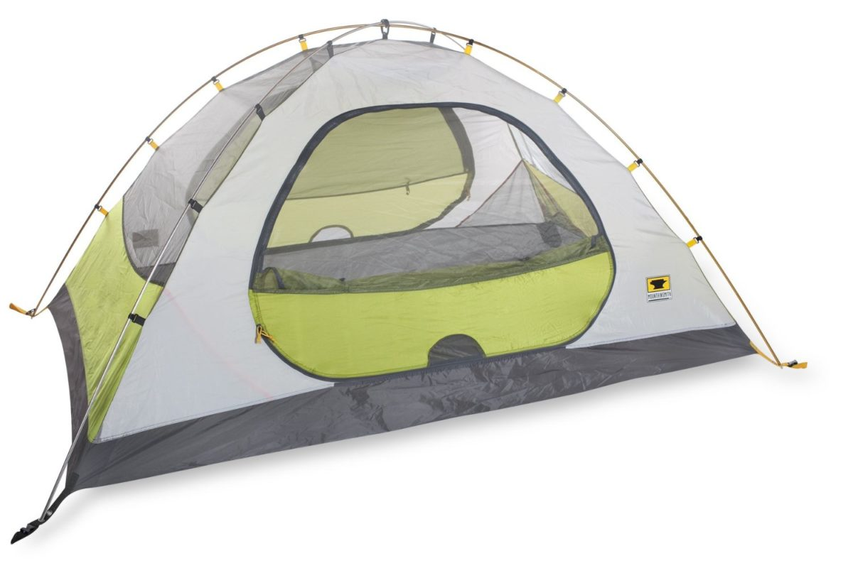 Luxe Tempo 2 Person 4 Season Tent budget camping tent