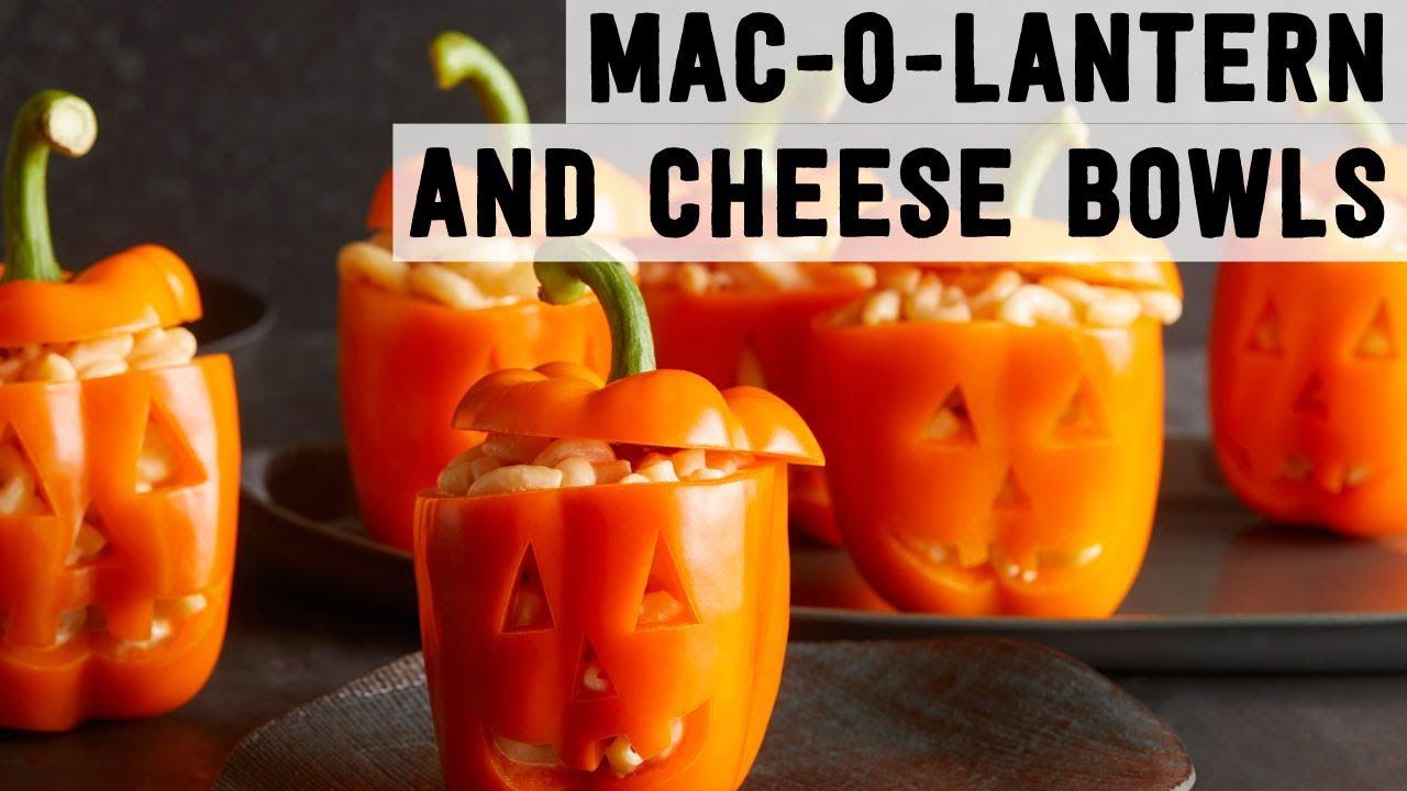 Mac O' Lantern Bowls