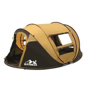 MaxMiles Pop Up Tent