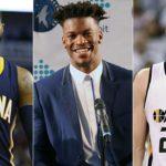 Top 5 NBA Players Wearing New Colors This Season
