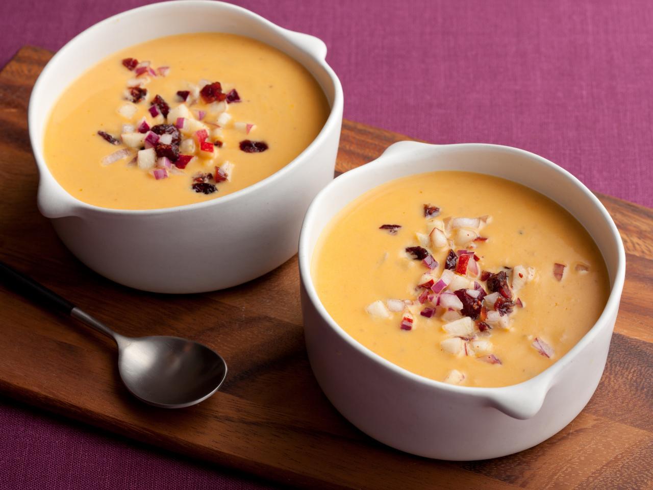 Pumpkin Relish Soup