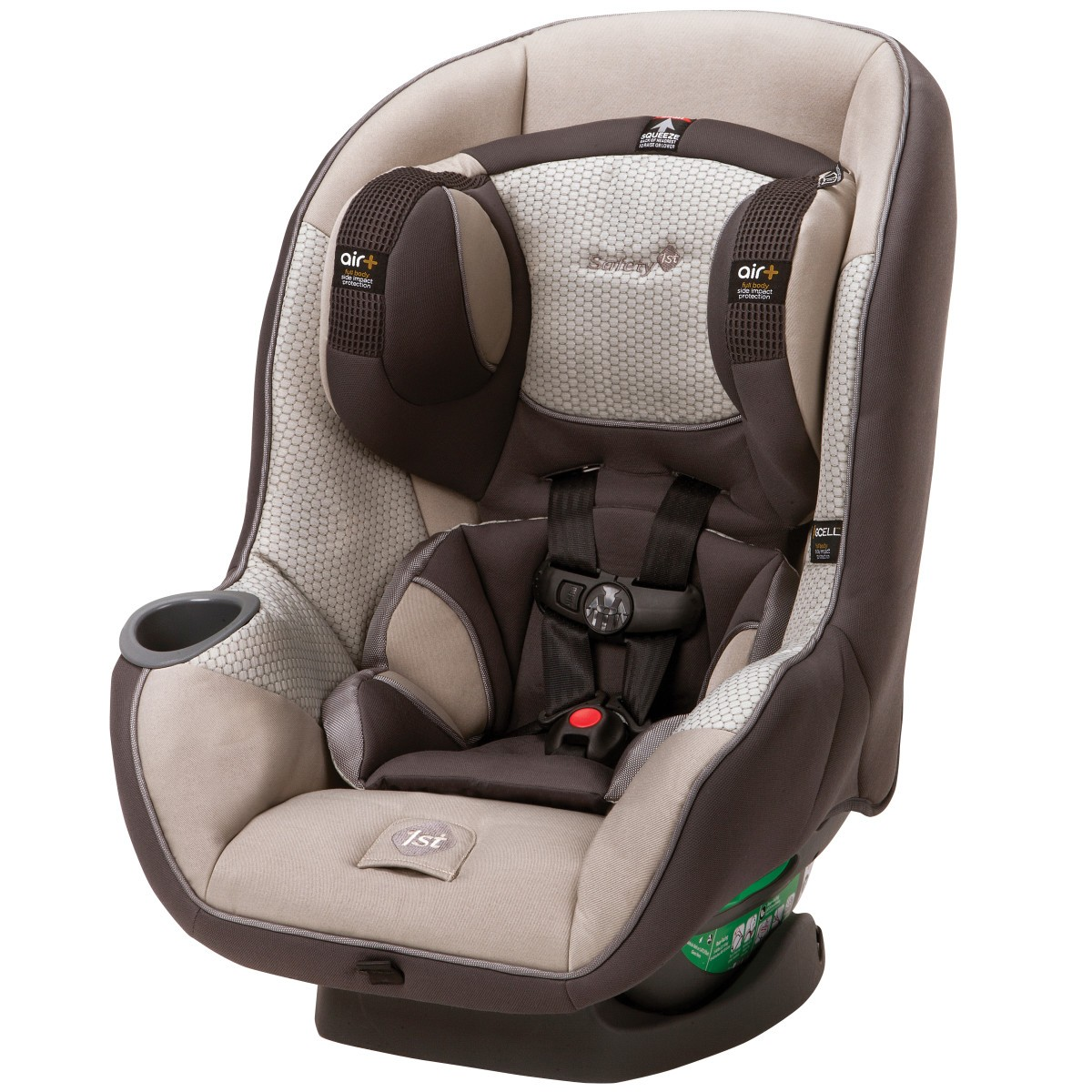 Safety 1st Advance EX 65 Air + Convertible Car Seat