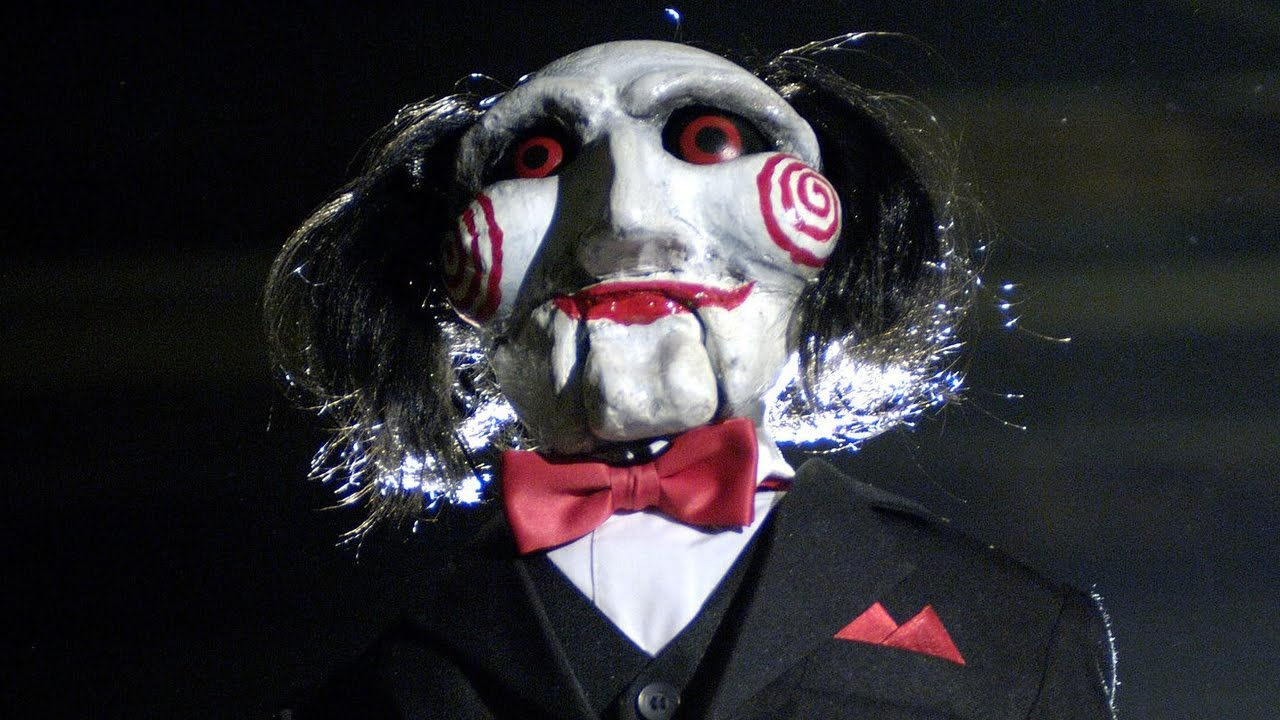Horror Movies - Saw