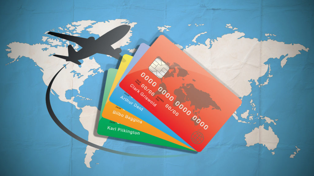 Top 5 Credit Cards for Travelers