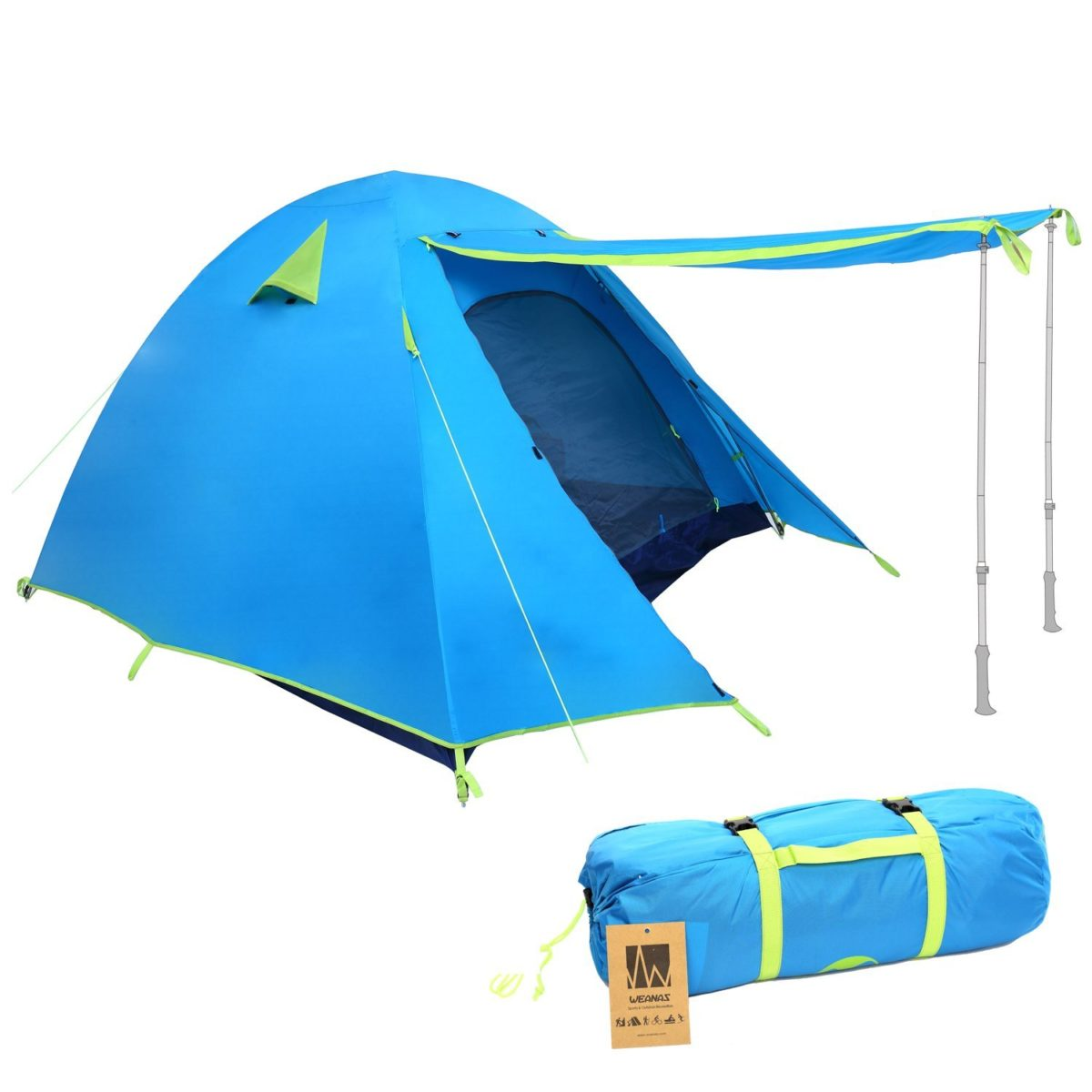 Weanas Tent for budget camping