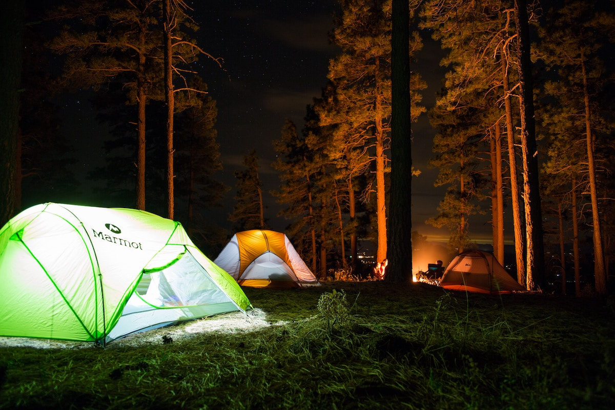 Camping Tents Featured Image