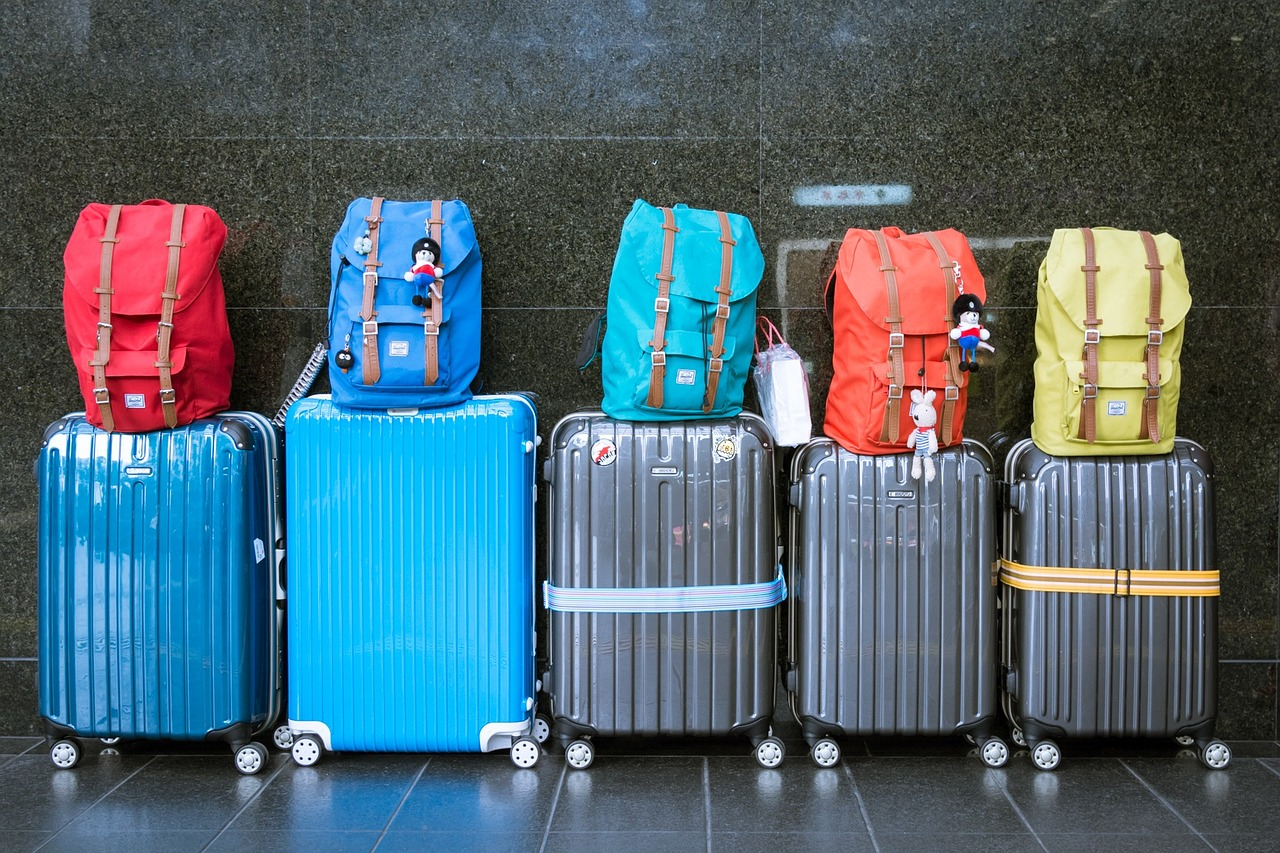 Types of checked luggage