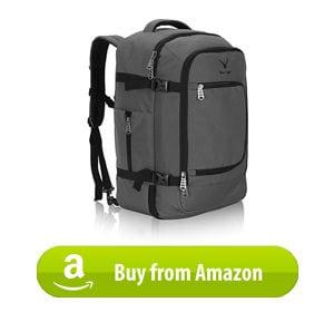 travel backpack flight attendant