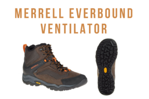 MERRELL EVERBOUND VENTILATOR Hiking Boots