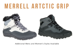 Merrell Arctic Grip Hiking Boots