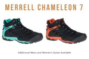 Merrell Chameleon 7 Hiking Boots