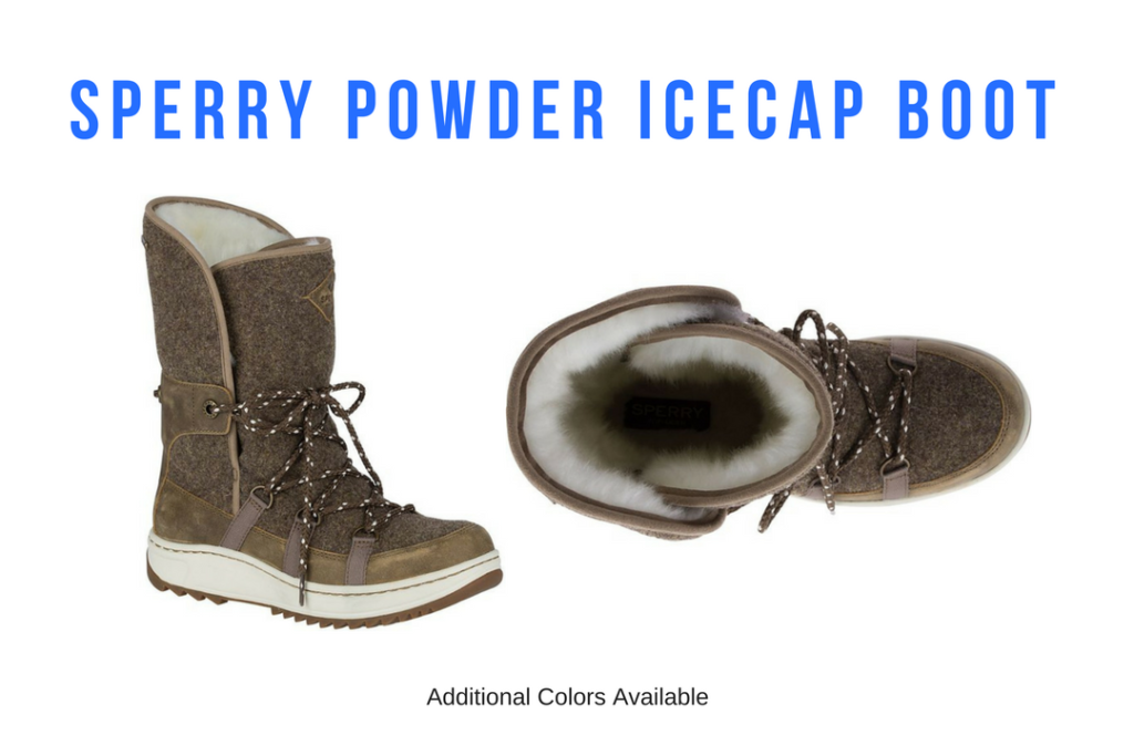 Sperry Women's Powder Icecap Boot