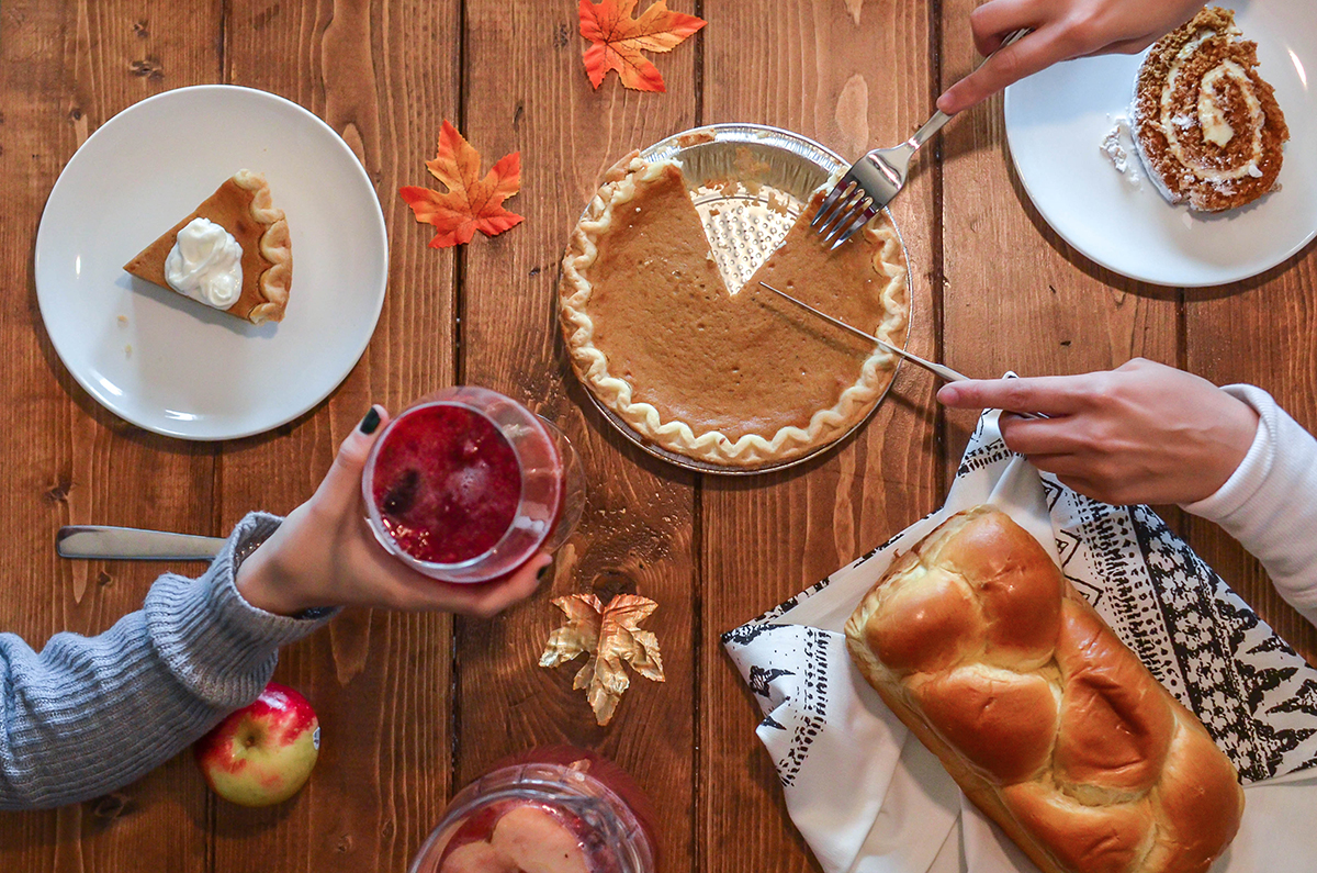Top 5 Ways to Stay Sane While Hosting Thanksgiving
