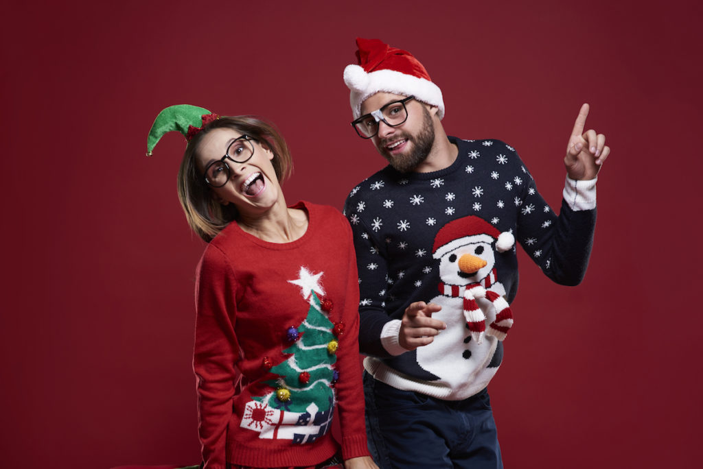 The Ultimate Guide to Feeling Beautiful While Winning an Ugly Christmas Sweater Contest