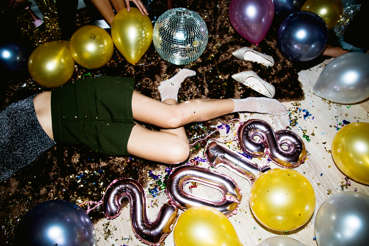 Top 5 Tips for Curing Your New Year's Day Hangover