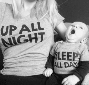 Sleeps All Day
