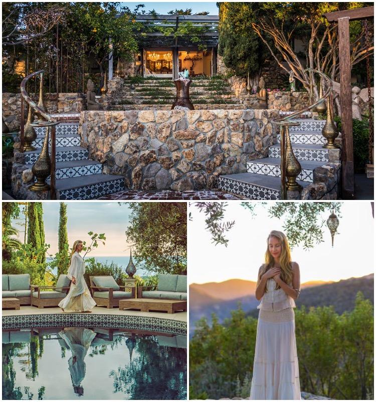 Luxury Destination Spas - Aja Malibu