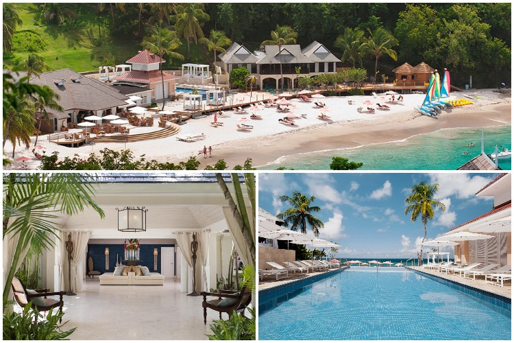 Luxury Destination Spas - St. Lucia