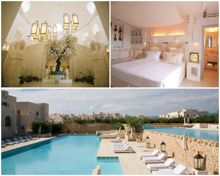 Luxury Destination Spas - Borgo Egnazia