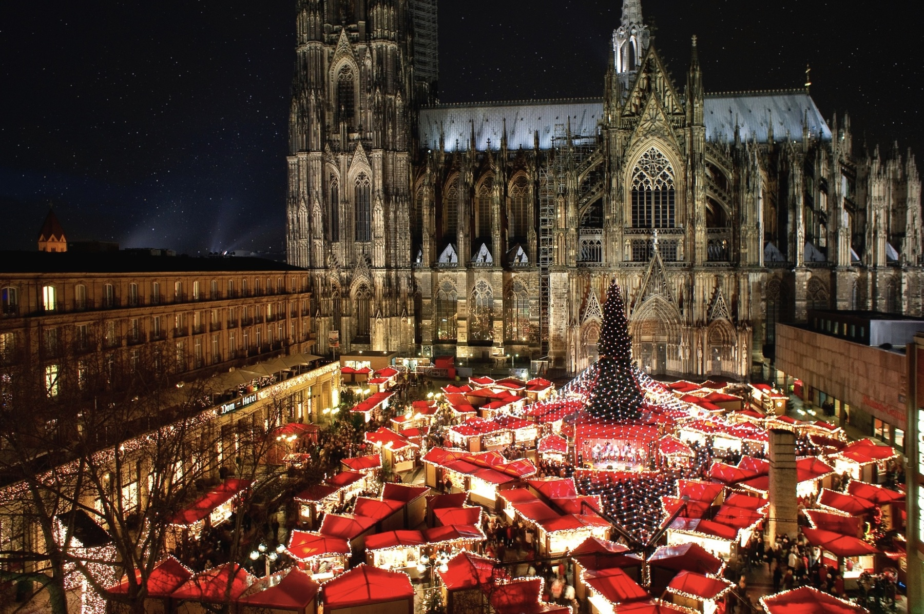 European Christmas Markets - Cologne, Germany