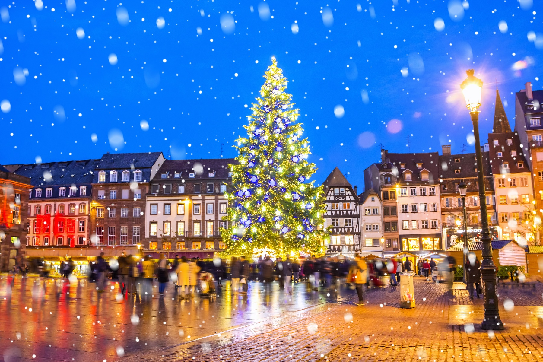 European Christmas Markets - Strasbourg, France