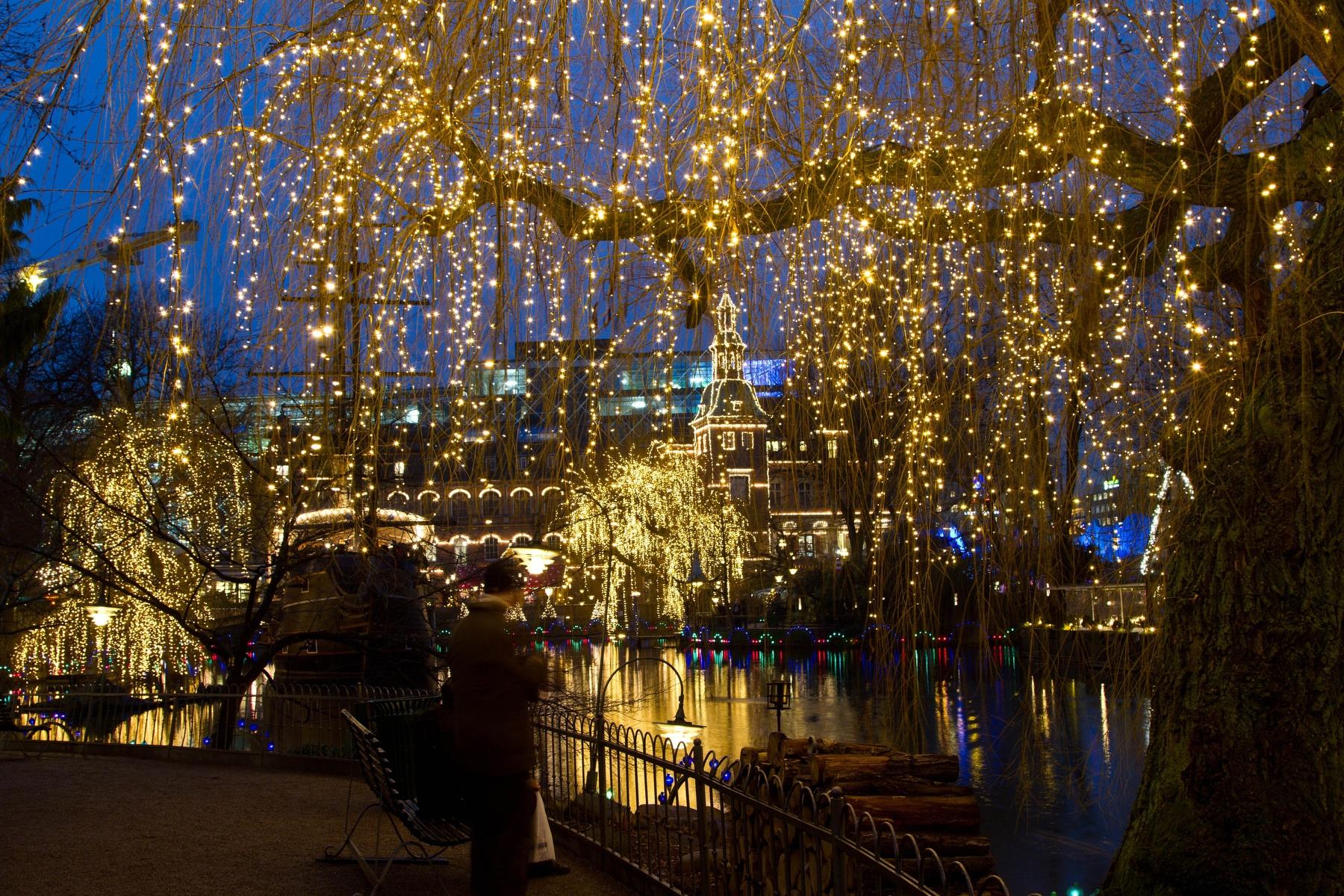 European Christmas Markets - Copenhagen, Denmark