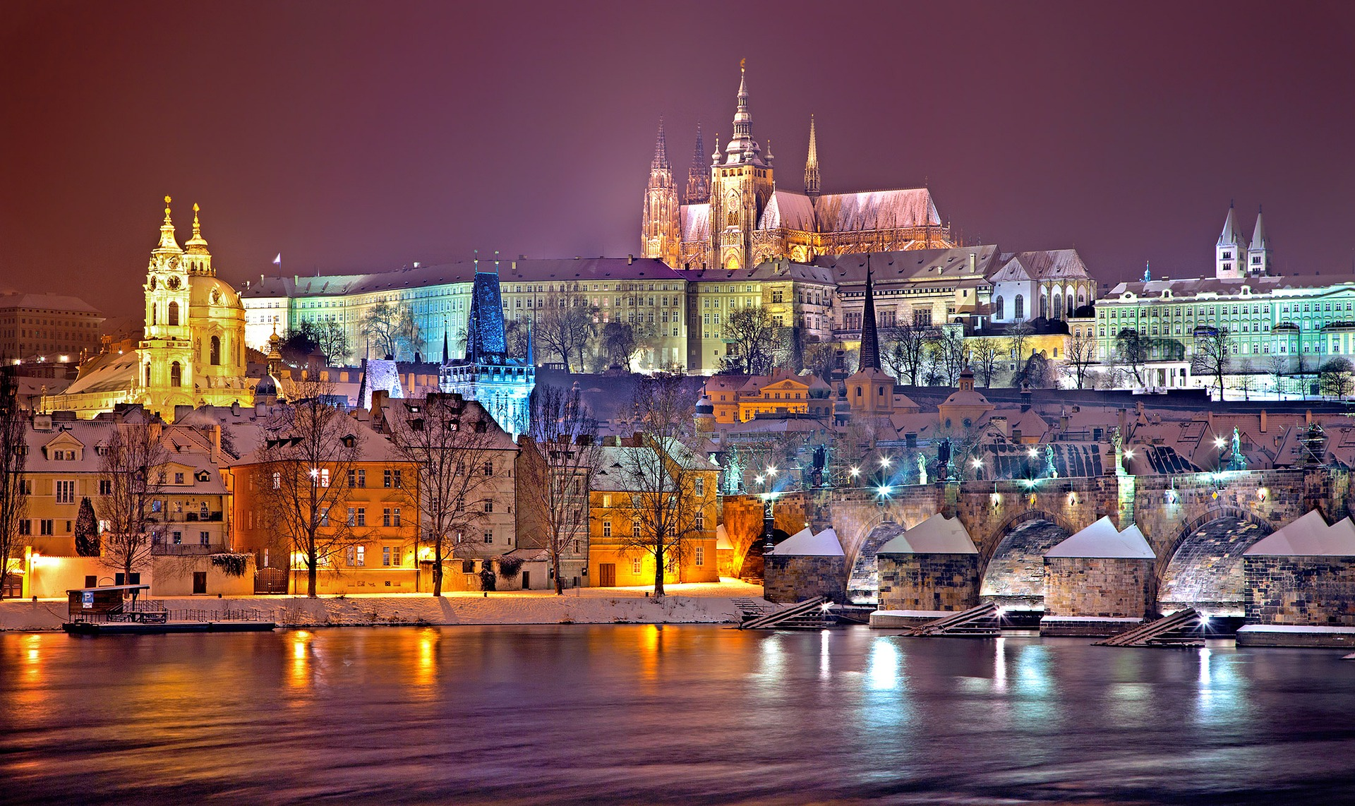prague top new years eve destinations