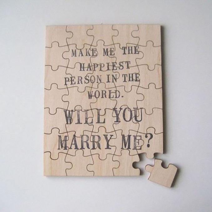 puzzle proposal
