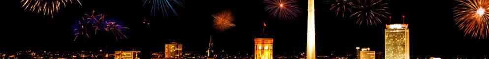 Berlin top new years destinations