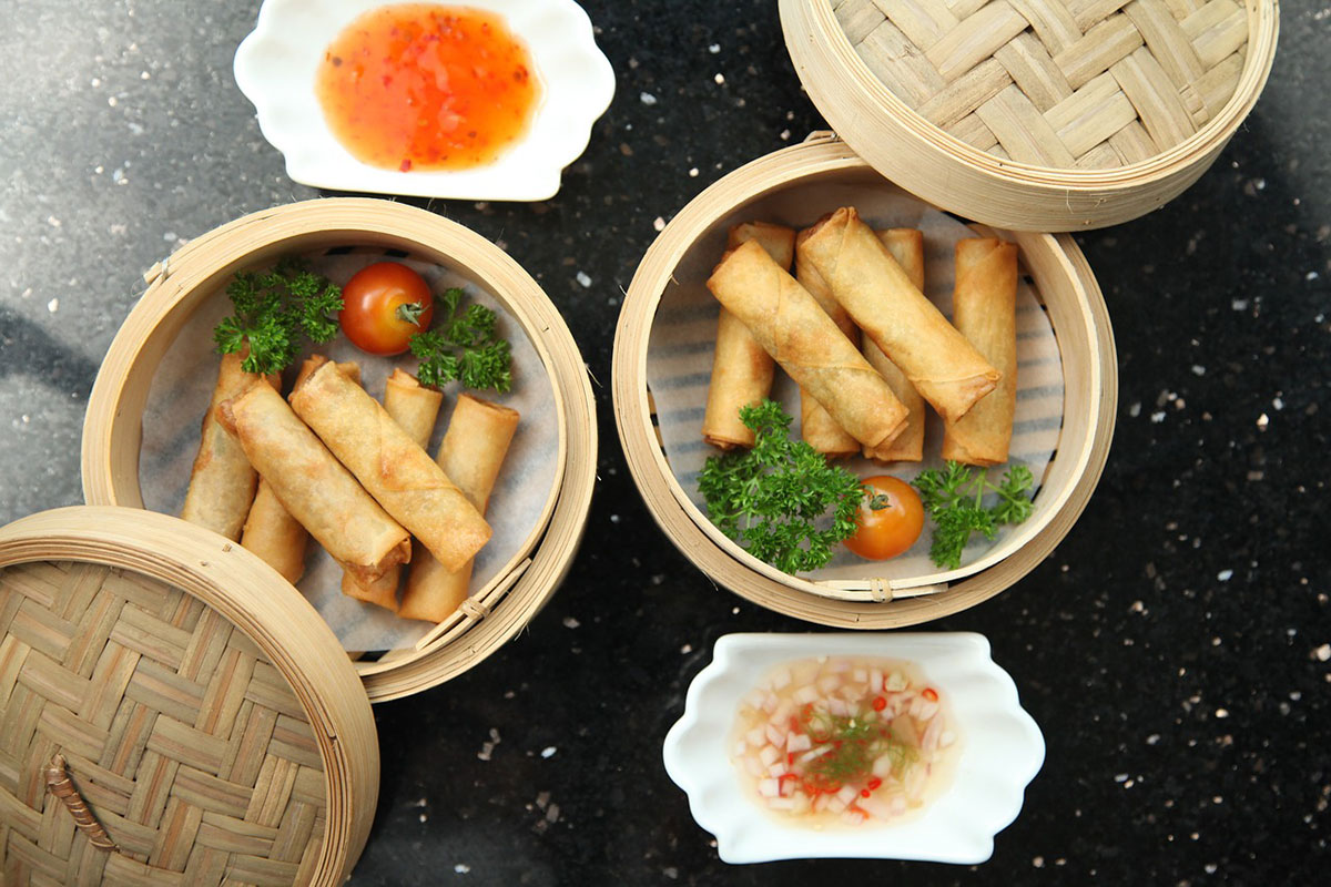 Restaurants Vegetarian Singapore - Whole Earth