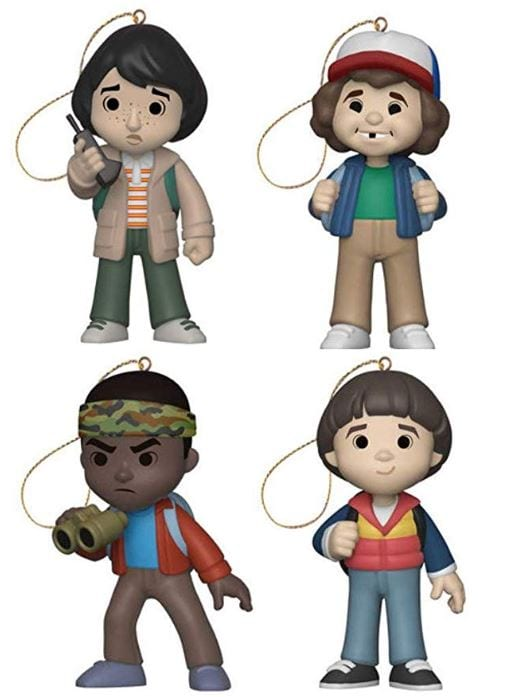 stranger things ornaments