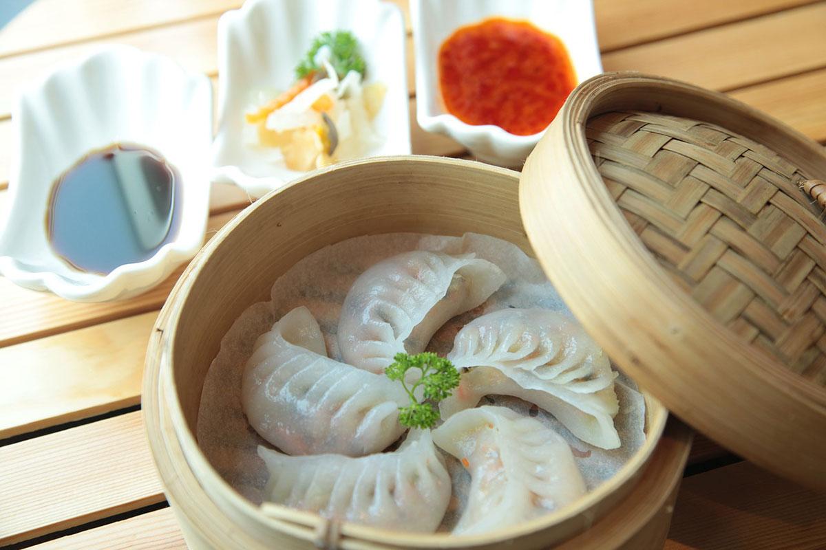 Restaurants Vegetarian Singapore - LingZhi
