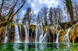 Beautiful - waterfalls - piltvice