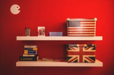 British Words Americans