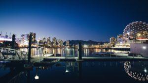 Canada Trip City