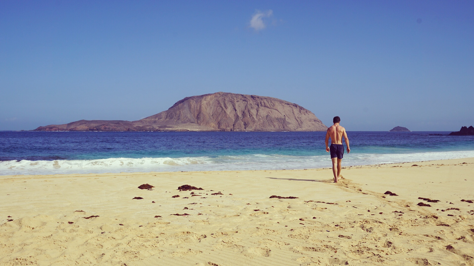 Canary Islands Beaches - Playa de las Conchas