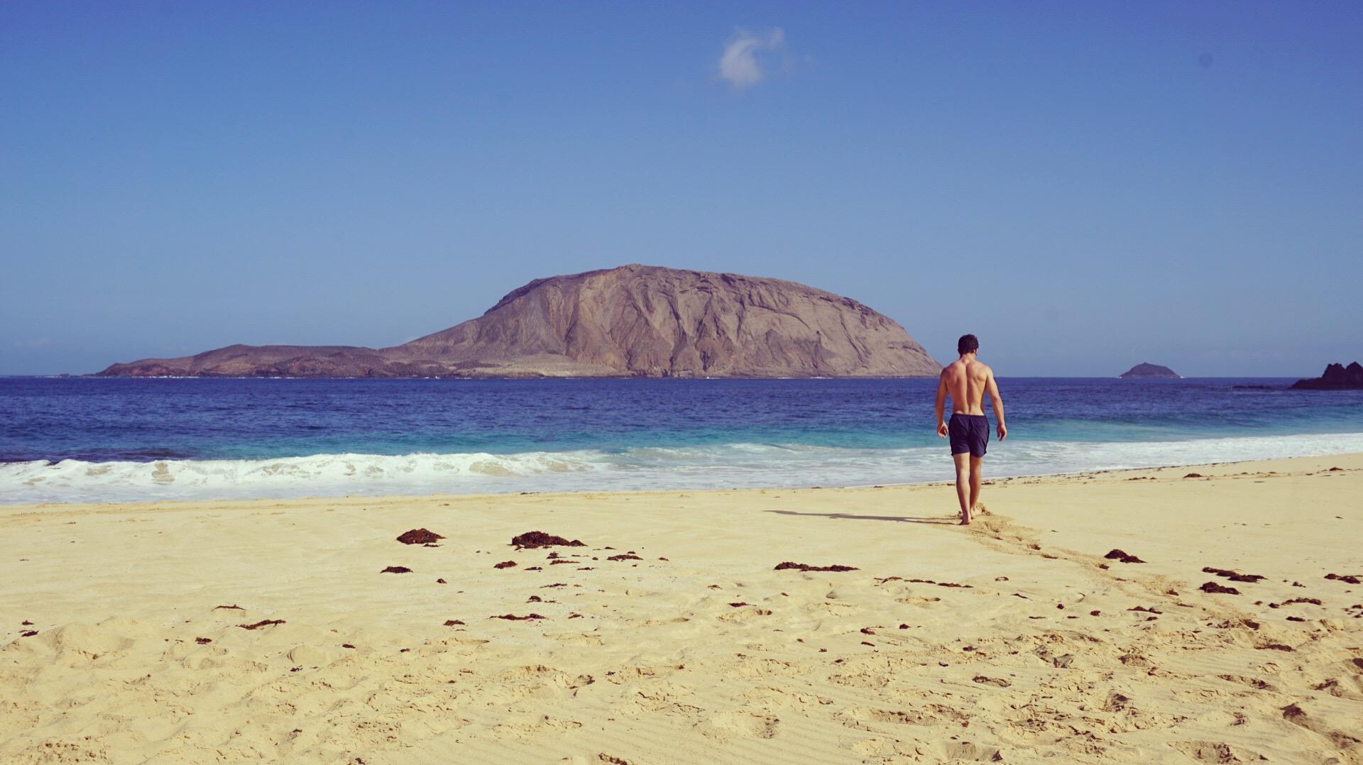 Canary Islands Beaches - Playa de las Conchas