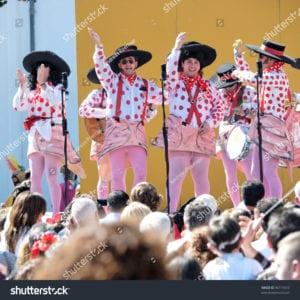 Carnival in Spain - Cadiz