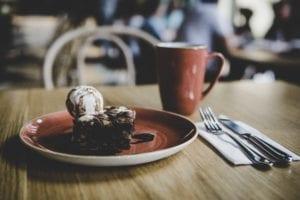 Chocolate Cake Day - Coffee and Chocolate