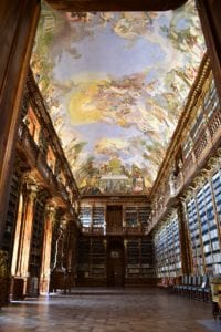 Most Beautiful Libraries - Clementinum Library