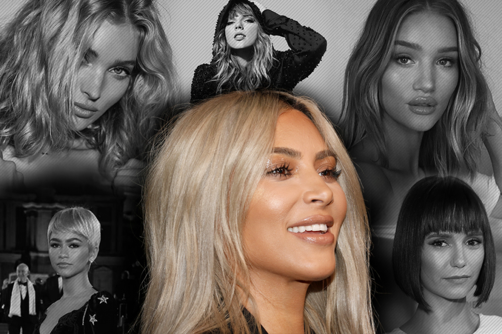 Top 5 Celebrity Hair Trends Turning Heads in 2018