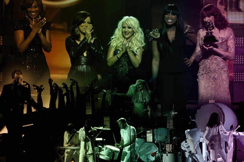 Top 5 Grammy Collaboration Performances of All Time