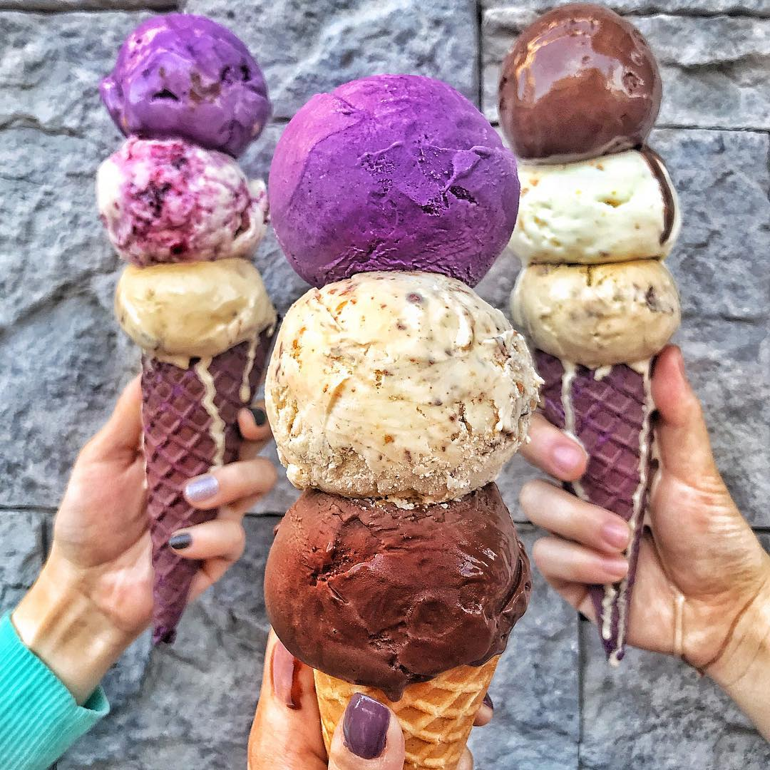 Ice Cream Shops in LA - Wanderlust