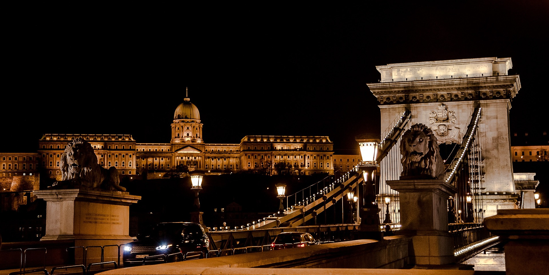 Weekend in Budapest: The Chain Bridge