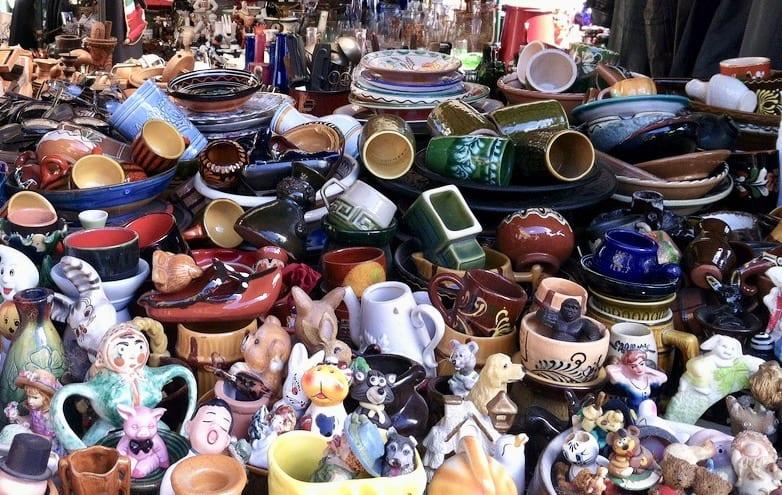 Weekend in Budapest: Budapest's Esceri Flea Market