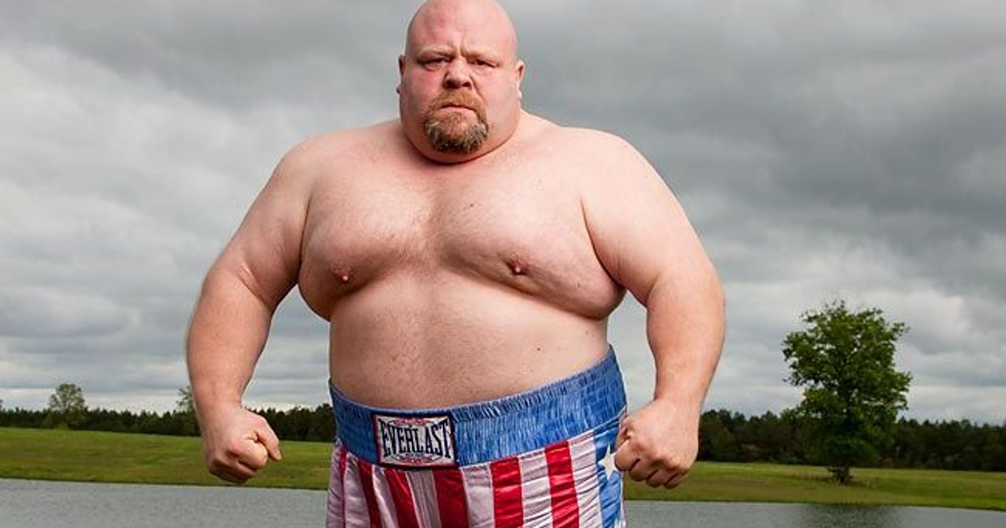 butterbean fat athletes